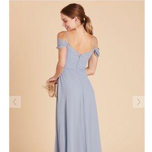 Birdy Grey Dusty Blue Spence Bridesmaid Dress